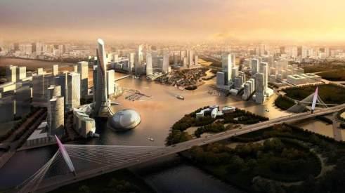 """北京通州""""金融街园中园""""项目推荐"""