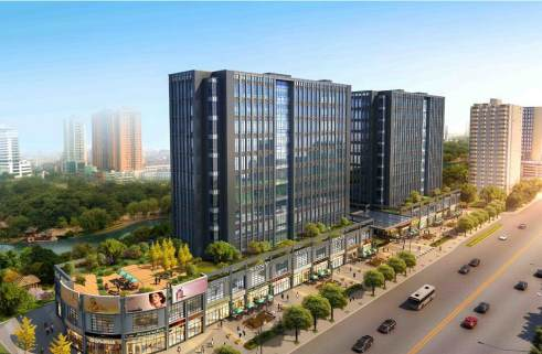 杭州申瑞國際公寓及商鋪辦公樓招商