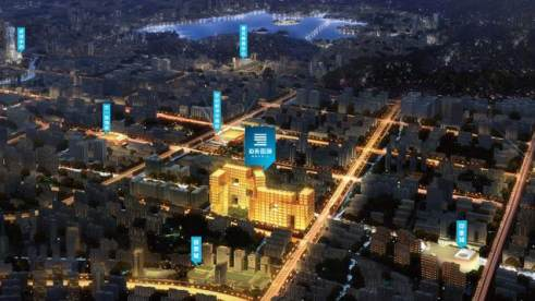 杭州莱茵矩阵国际写字楼及商铺拍卖