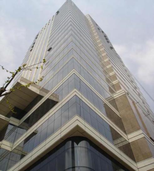 上海汇银大厦(南京西路)项目整体出售