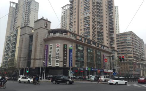 上海金开利广场转让
