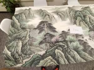 《仙境春色》字畫拍賣